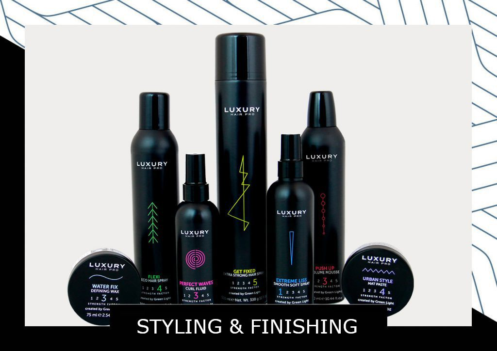 La linea perfetta per evidenziare il tuo stile e la tua personalità ☀️ #hair #hairstyle #styling&finishing #hairproduct #hairspray